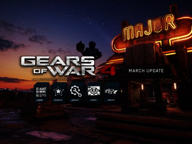 News: Gears of War 4 March update adds new maps to the action