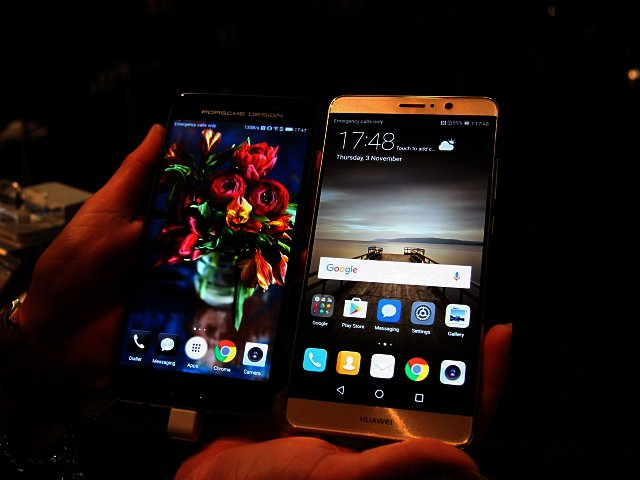 news hands on with the huawei mate 9 porsche design mate 9. Black Bedroom Furniture Sets. Home Design Ideas