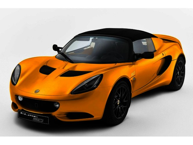 news lotus celebrates elise 20 year anniversary with new model. Black Bedroom Furniture Sets. Home Design Ideas