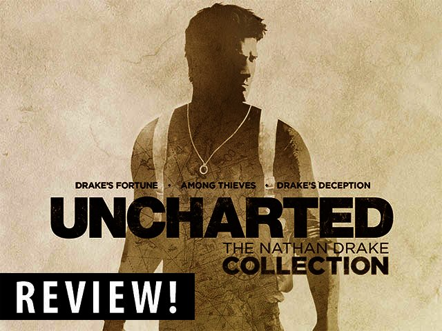 Review Uncharted The Nathan Drake Collection